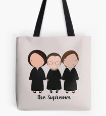 The Supremes 2016 Tote Bag