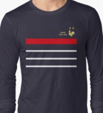 France champion 2 stars bis Long Sleeve T-Shirt