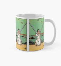 Two of Swords Tarot Mug