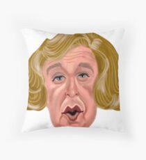 Cissie Braithwaite  Throw Pillow