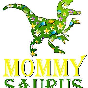 Mommy saurus by BestStuffDepot