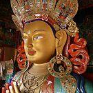 Lord Buddha. by Vivek Bakshi