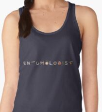 Entomologist  Women's Tank Top