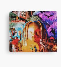 Cover fan Astroworld Canvas Print