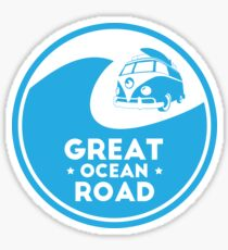 Great Ocean Road Sticker