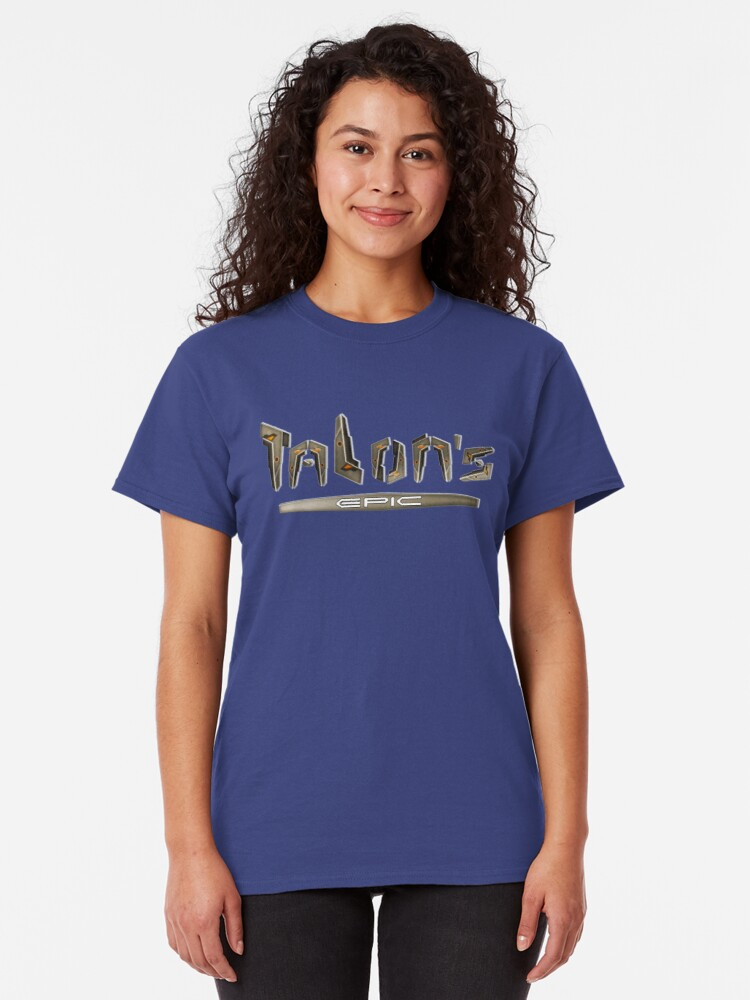 Alternate view of Talon's Epic Classic T-Shirt