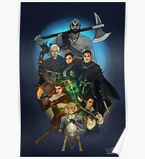 Póster Vox Machina