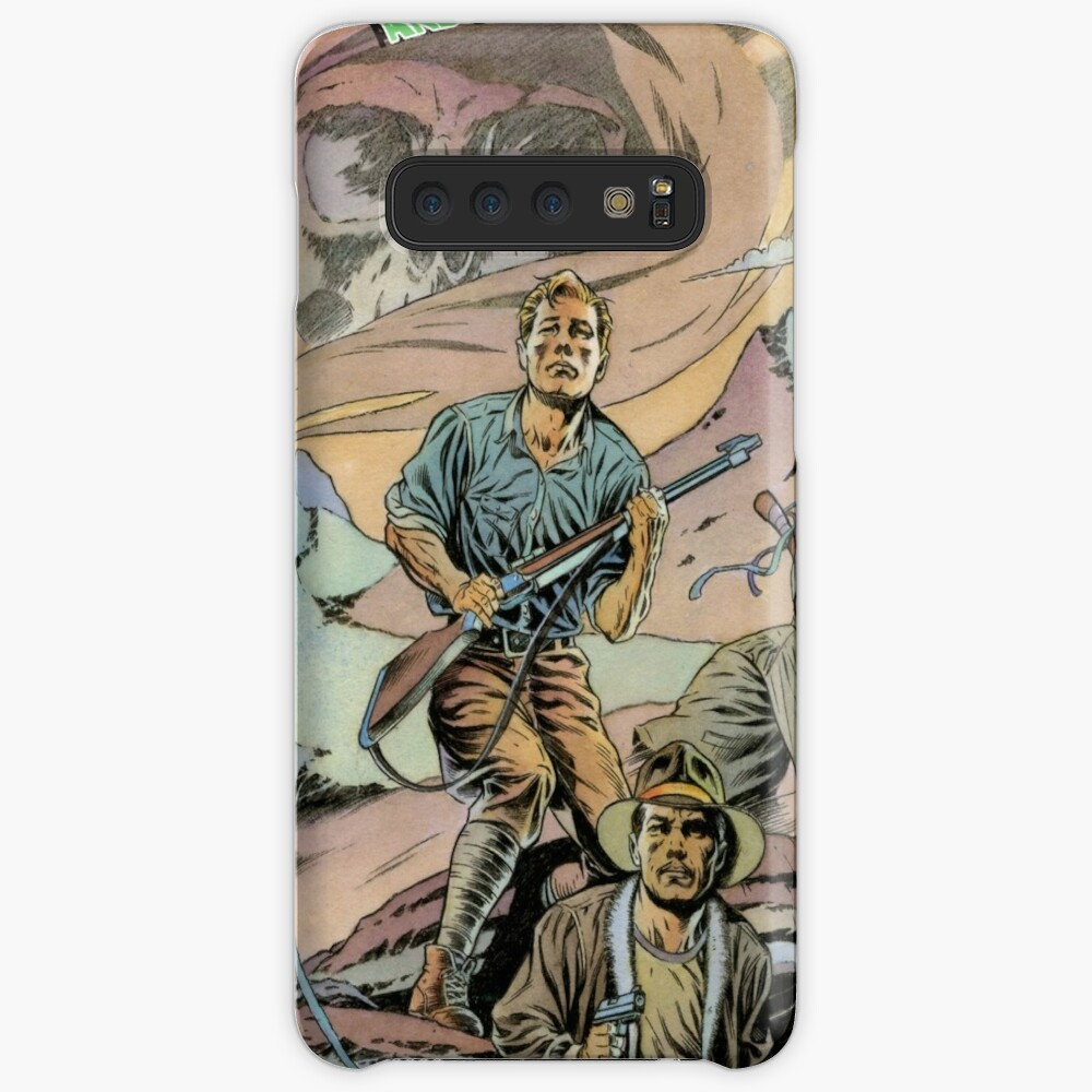 Captain Hawklin - Jade Dragon Case & Skin for Samsung Galaxy