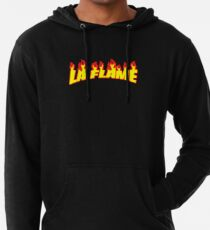 La Flame Lightweight Hoodie
