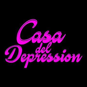 Casa Del Depression by nikitasdesigns