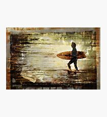 Vintage Surf Photographic Print
