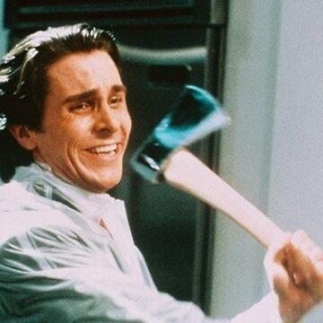 Christian Bale American Psycho by NaomieTalon39