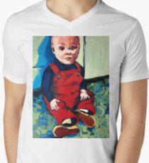Vladimir Men's V-Neck T-Shirt