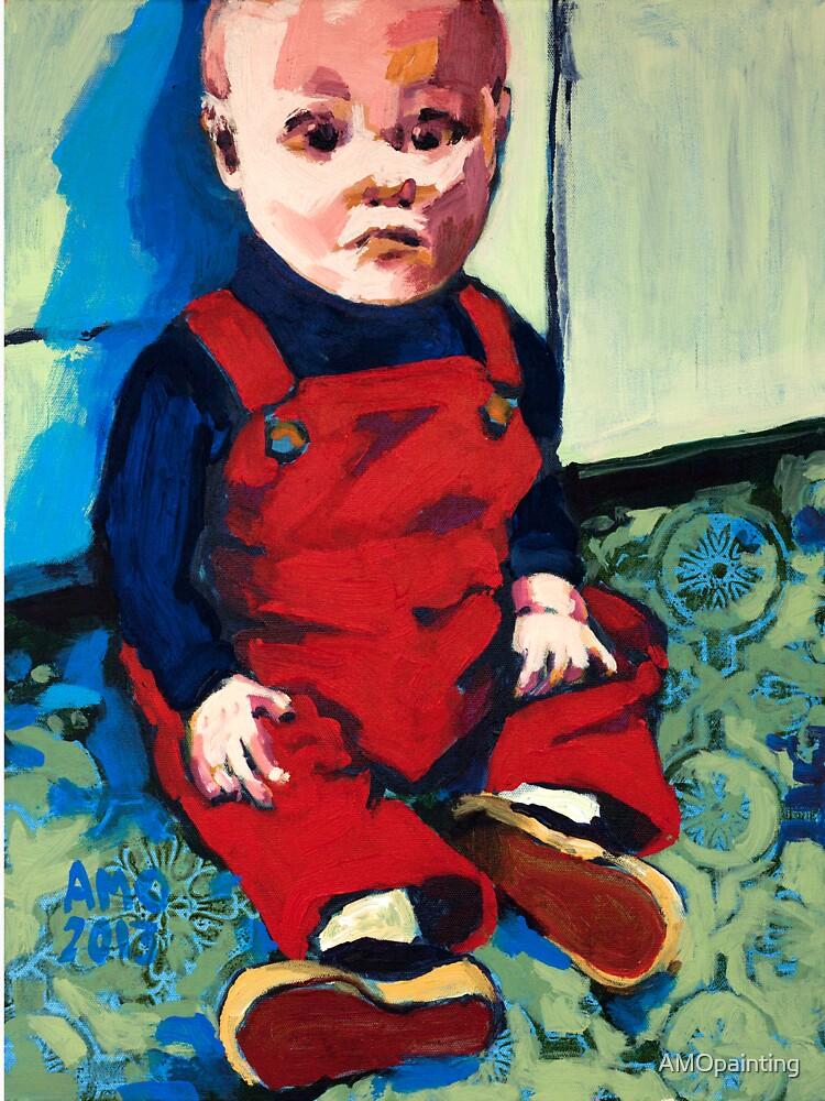 Vladimir by AMOpainting