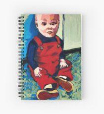 Vladimir Spiral Notebook