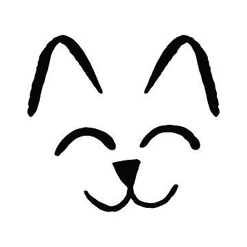 Happy Cat by Sketchbrooke
