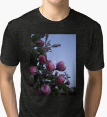 Evening Blossoms Tri-blend T-Shirt