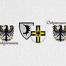 Ostpreussen symbols...East Prussia by edsimoneit