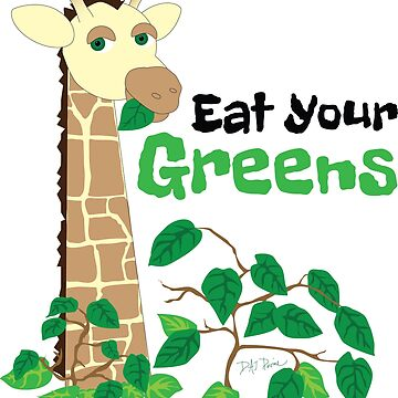 Eat Your Greens by Devine-Studios