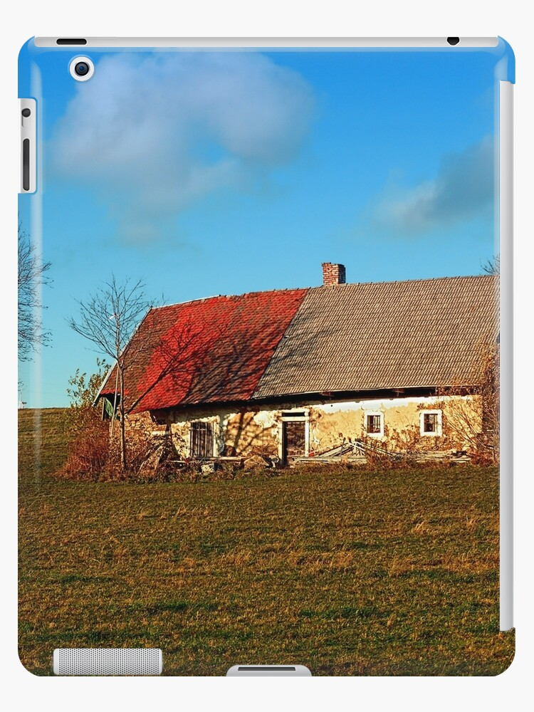 Old abandoned farmhouse   architectural photography by Patrick Jobst