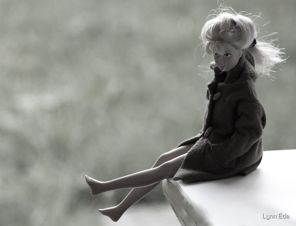 60s Girl.  Life on the Edge. by Lynn Ede
