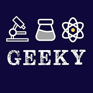 Stay Geeky Retro Science  by happinessinatee