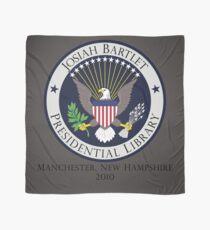Josiah Bartlet Presidential Library Logo Scarf