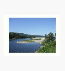 Cape Breton - Cabot Trail Art Print