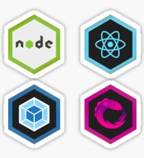 Javascript Badge Bundle Sticker