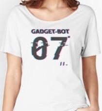 G-B_Glitch_07 Women's Relaxed Fit T-Shirt