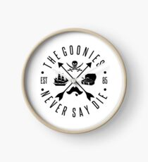 Die Goonies Uhr