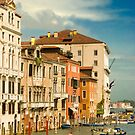 Grand Canal Venice by Stephen Knowles