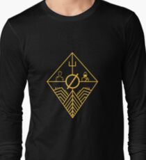 Trench Concept Art Long Sleeve T-Shirt