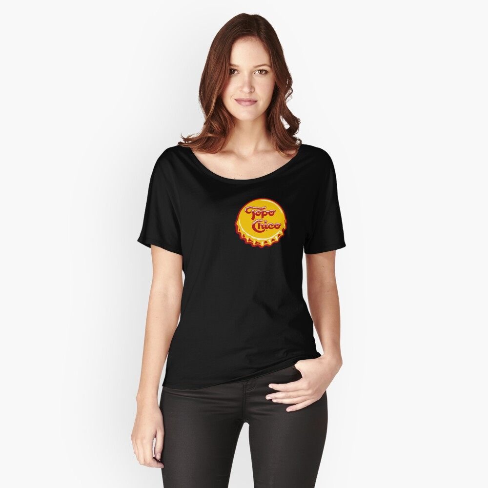 Topo Chico Loose Fit T-Shirt