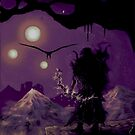 The Dark Archer by Robert Cano by OurWriteSide