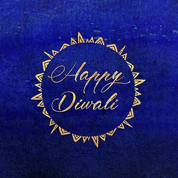 Happy Diwali gold design by rodentgorl