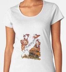 Horse Night Women's Premium T-Shirt