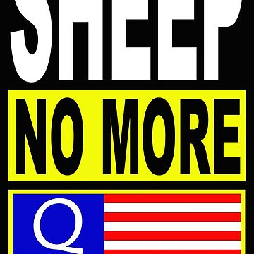 Sheep No More 1776 by MARTYMAGUS1