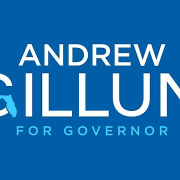 Andrew Gillum Florida Democrat Governor 2018 by rje20