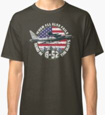 Sende die Buffs | B-52 Stratofortress Bomber Design Classic T-Shirt
