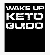 Keto Guido Ketosis Dieters Hate Carbs Photographic Print