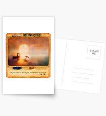 2010 Foxfires Calendar - June Postcards