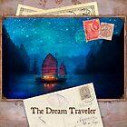 The Dream Traveler Foxfires Calendar - Cover by Aimee Stewart