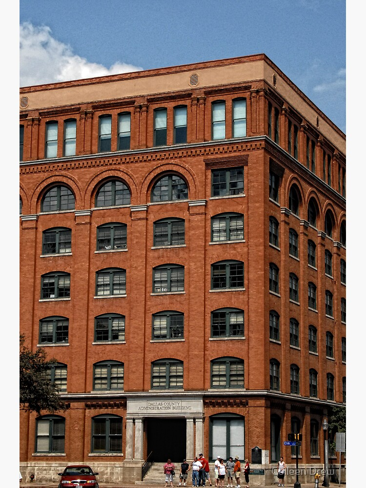 Texas School Book Depository by colgdrew