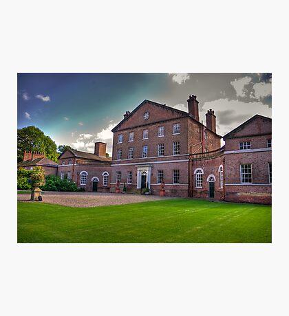 Sutton Park Hall Photographic Print