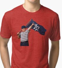 Yankees The Sandlot Tribute Shirt & Merch Tri-blend T-Shirt