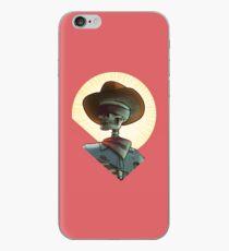 Bone Ranger Saint Bust iPhone Case