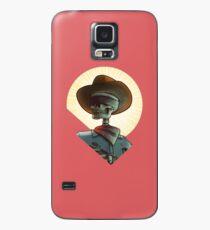 Bone Ranger Saint Bust Case/Skin for Samsung Galaxy