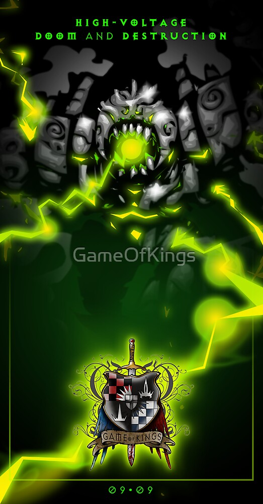 Game of Kings, Wave Six Preview - the Black Queen-Bishop's Pawn by GameOfKings