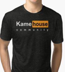 Maison kame T-shirt chiné
